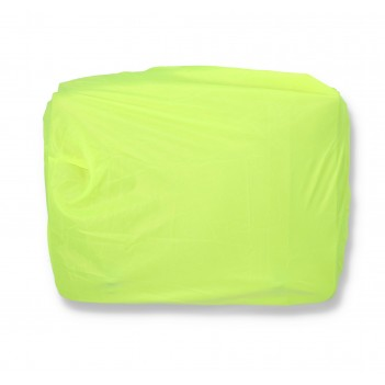 Rain cover for bicycle bag